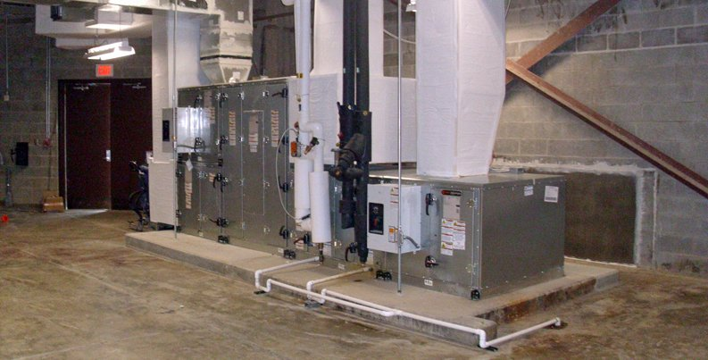 Mechanical upgrades to Training Aids Support Center